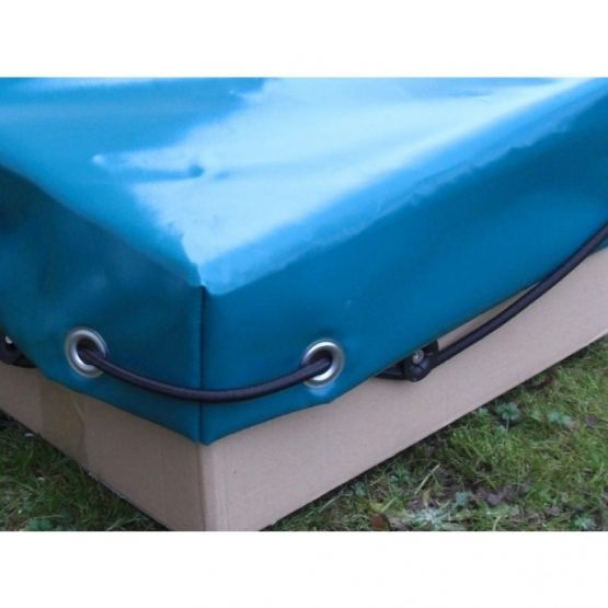 robuste sandkastenabdeckung aus pvc planenstoff leufen. Black Bedroom Furniture Sets. Home Design Ideas
